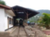Sawahlunto Railway Museum