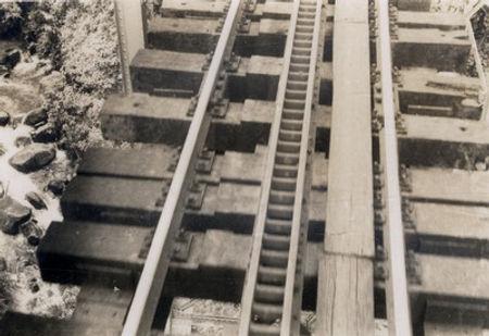Rack rail section Sumatra