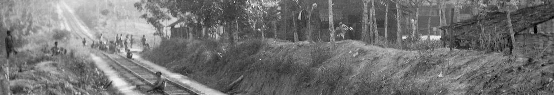Pekanbaru, Pakan Baroe, Sumatra, Death Railway, Spoorlijn, Spoorweg, POW, WWII, Kereta Api, History, Research