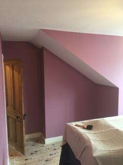 painter and decorator in Northowram