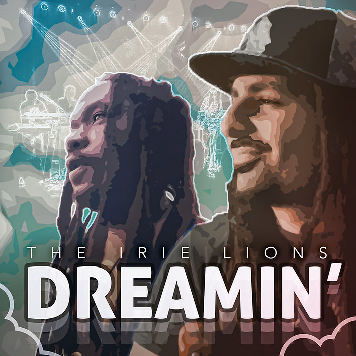 The Irie Lions - Dreamin' thumbnail art