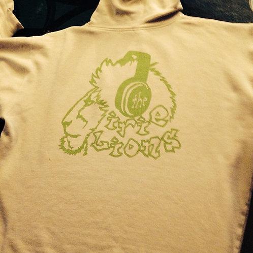 The Irie Lions logo hoodie