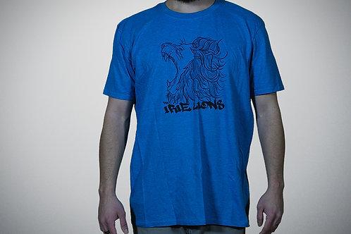 The Irie Lions Lion shirt (EP album design)