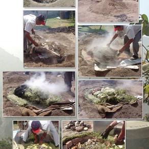 Национальная Перуанская кухня: Пачаманка.