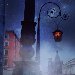 Петербургский фонарь