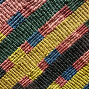 Магия цвета. Часть 2: Ритуальная вышивка.