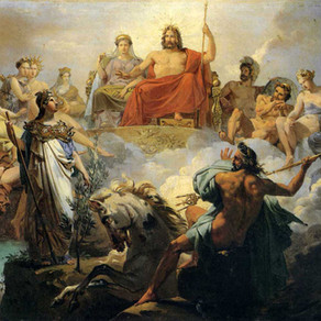 За что наказывают боги?