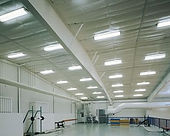 Teslatricity Warehouse Industrial Lighting Troffer