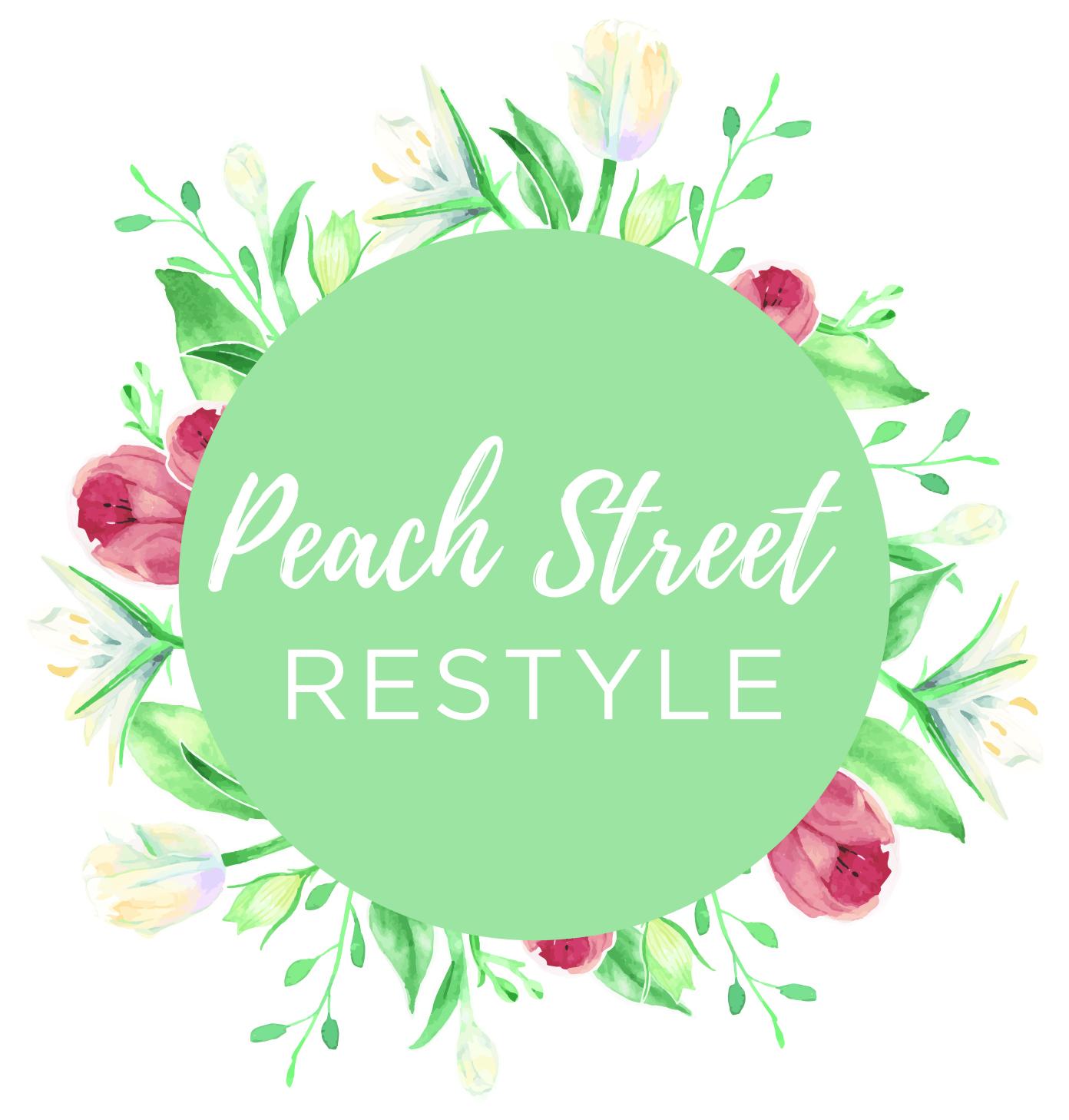 Peach Street Restyle logo
