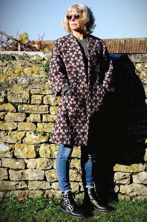 Kimono Jacket - Russet