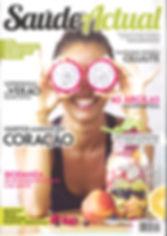 Capa revista Saúde Actual Junho 2017