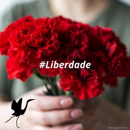 #Liberdade