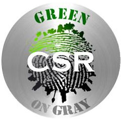 CSR GREEN ON GRAY