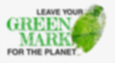 LEAVE YOUR GREEN MARK FOR THE PLANET BY ANALIA BORDENAVE