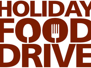spread JOY food drive