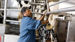DeLaval machinery