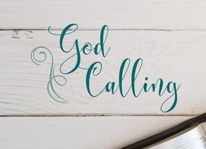 """""""God Calling""""  Broadcasts"""