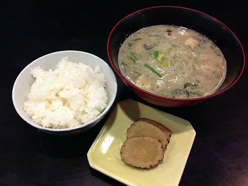 大曲納豆汁セット(3品) (約2人前~)