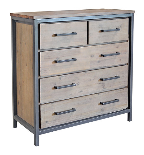 Irondale 5 Drawer Chest