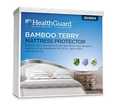 Health Guard Bamboo Plus Mattress Protector