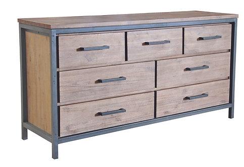 Irondale 7 Drawer Dresser