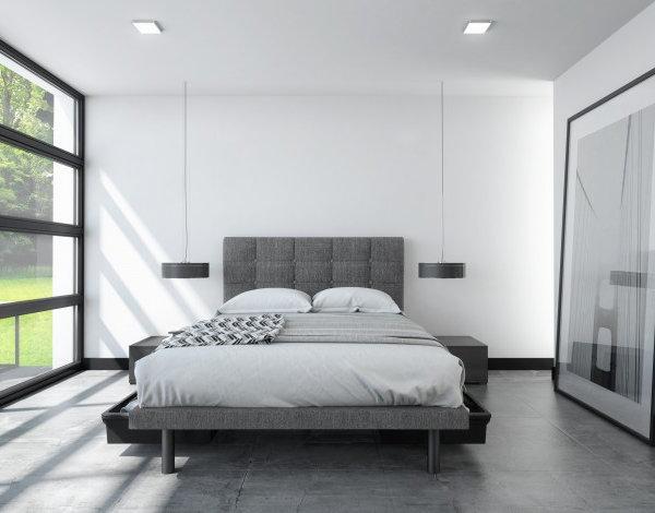 Reflex Bed Frame by Julien Beaudoin