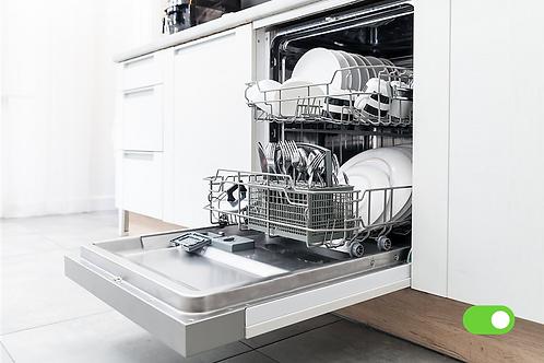 Lave-vaisselle › 500 kg CO2 › 20 arbres
