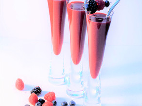 Celebrate with a mocktail!