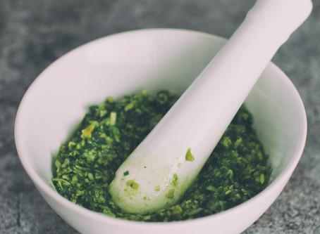 Plant-Powered Pesto Recipe