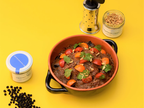 Zaalouk With Mountain Pepper Recipe from The Natural Vitality Chef