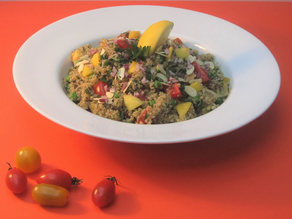 Confetti Tabbouleh recipe from The Natural Vitality Chef