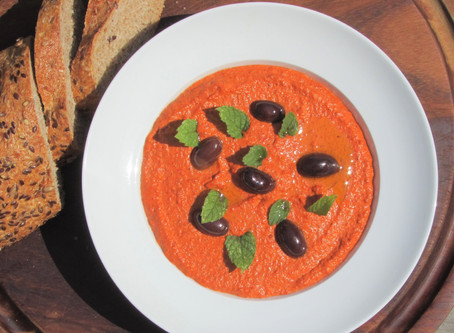Muhammara, a Perfect Summer Picnic Recipe