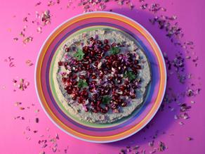 SMOKY TURKISH AUBERGINE DIP Recipe