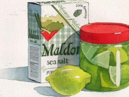 Dynamic Ageing Recipe - Pickled Lemons
