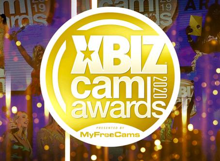 Xbiz Cam Awards Pre-nominations