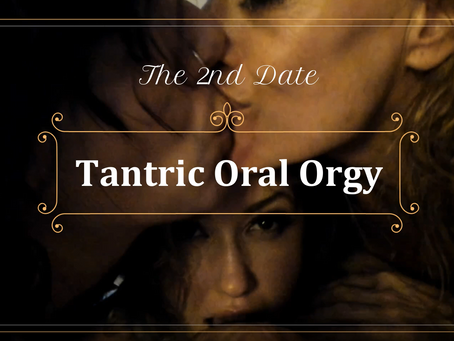 Polyamorous Tantric Orgy