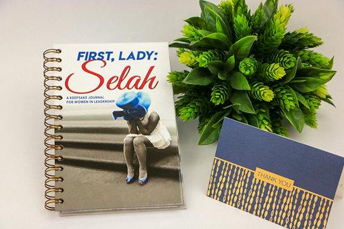 First, Lady: Selah