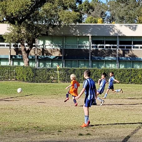 U10/4 Match Report - 16 June 2018