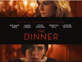 'The Dinner' serves up an intriguing, tense drama
