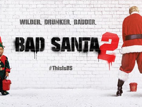 'Bad Santa 2' is a flawed, funny stocking stuffer