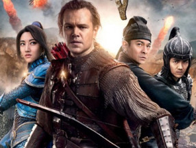 'The Great Wall' entertains but is thick as a brick