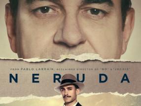 Larrain does not box 'Neruda' into a standard biopic