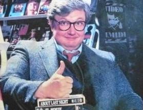 My Hero, Roger Ebert