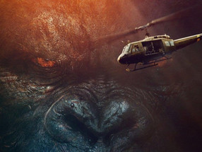 'Kong: Skull Island' does and does not monkey around