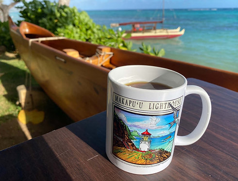 *NEW* MUG Makapu'u Lighthouse
