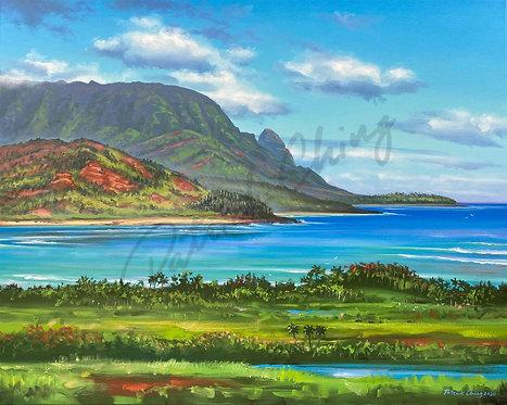 *NEW* Hanalei Bay View
