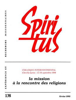 La mission à la rencontre des religions