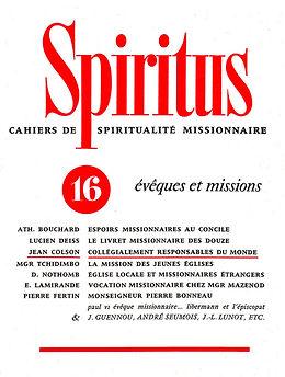 Evêques et missions