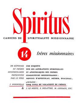Frères missionnaires