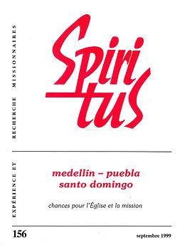 Medellín - Puebla - Santo Domingo, chances pour l'Église et la mission